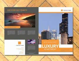 #11 untuk Design a Real Estate Brochure Template oleh vchenbro