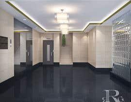 rohitgururani4 tarafından Entrance lobby 3D Modelling için no 20