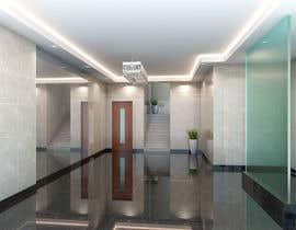 M13DESIGN tarafından Entrance lobby 3D Modelling için no 3