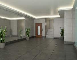 harryhenryy tarafından Entrance lobby 3D Modelling için no 16