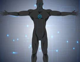 ceebee21 tarafından Human illustration (superhero) için no 28