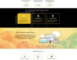 nilsoft123 tarafından Design a Website Mockup. için no 7