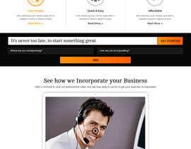 xsasdesign tarafından Design a Website Mockup. için no 10