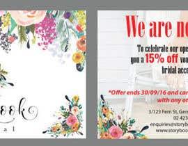 impressionism tarafından Design a Postcard Size Flyer için no 24