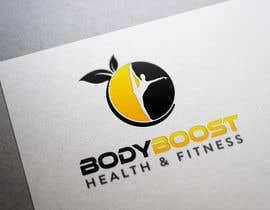 #7 untuk Creative logo design - 'Body Boost Health & Fitness' oleh BiancaN