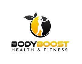 #28 untuk Creative logo design - 'Body Boost Health & Fitness' oleh BiancaN