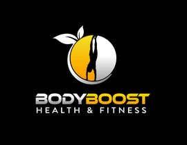 #88 untuk Creative logo design - 'Body Boost Health & Fitness' oleh BiancaN