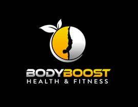 #90 untuk Creative logo design - 'Body Boost Health & Fitness' oleh BiancaN