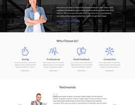 #13 for Design mockup for a services outsourcing website by phamtech211