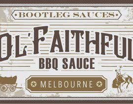 frances0720 tarafından Design labels for our new sauce company için no 40