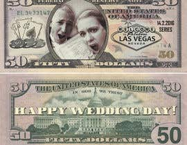 Russed tarafından Design Las Vegas Money!! Fake Money for wedding party. için no 33