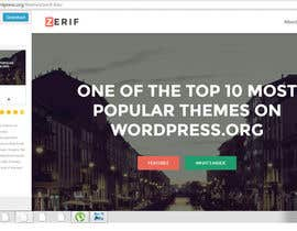 Samkhandeveloper tarafından Selection of one page portfolio wordpress theme to buy için no 2