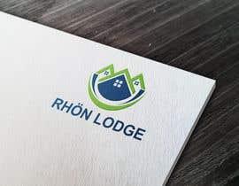 "Maxrino020191 tarafından Logo Design for ""Rhön Lodge"" - a german B&B place için no 40"