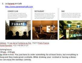 devoliands tarafından Find wedding activities for guests in Paris için no 8