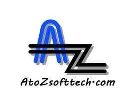 #55 untuk Design a Logo for AtoZSoftTech LLC oleh rakeshyadav91