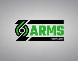 areztoon tarafından Logo design for 762arms.com için no 21