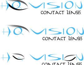 #11 untuk Brand name for contact lenses including cooperate design and package design oleh flyhigh0407