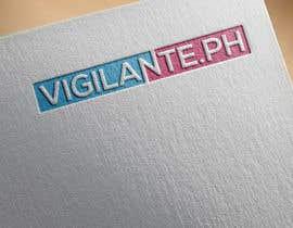 zakirahmmed5 tarafından Create logo for Vigilante.ph için no 19