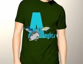 #24 cho Design a T-Shirt with word Angler bởi nitecrawlersl