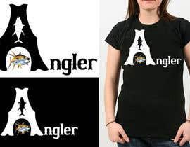 #40 cho Design a T-Shirt with word Angler bởi venug381