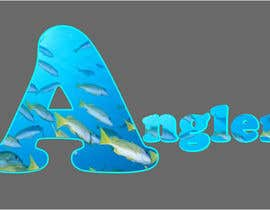 #39 cho Design a T-Shirt with word Angler bởi elena13vw