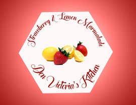 N1porshe tarafından Honey & Marmalade Label Design için no 82