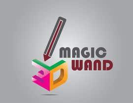 "tenonsdesigns tarafından Logo Design ""3D Magic Wand"" product için no 15"