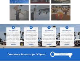 pixelnpixel tarafından New Home Page Design için no 7