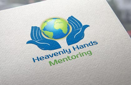 mrmot64 tarafından Design a Logo For Heavenly Hands Mentoring için no 40