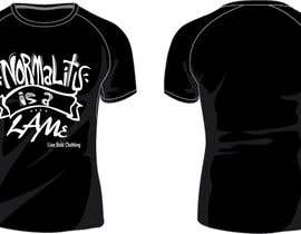 "tflbr tarafından Design a ""Normality is Lame"" T-Shirt için no 16"