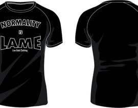 "tflbr tarafından Design a ""Normality is Lame"" T-Shirt için no 29"