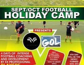 dekaszhilarious tarafından Football Holiday Camp için no 10