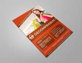 Nro 11 kilpailuun Diseñar 2 folletos käyttäjältä JuanRivasDesign