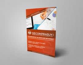 Nro 12 kilpailuun Diseñar 2 folletos käyttäjältä JuanRivasDesign