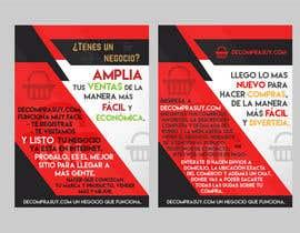 Nro 4 kilpailuun Diseñar 2 folletos käyttäjältä hekeyris
