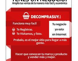 Nro 6 kilpailuun Diseñar 2 folletos käyttäjältä natadufy