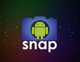 nº 116 pour Logo Design for Snap (Camera App) par palelod
