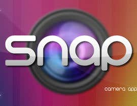 #527 untuk Logo Design for Snap (Camera App) oleh Freelancer0070