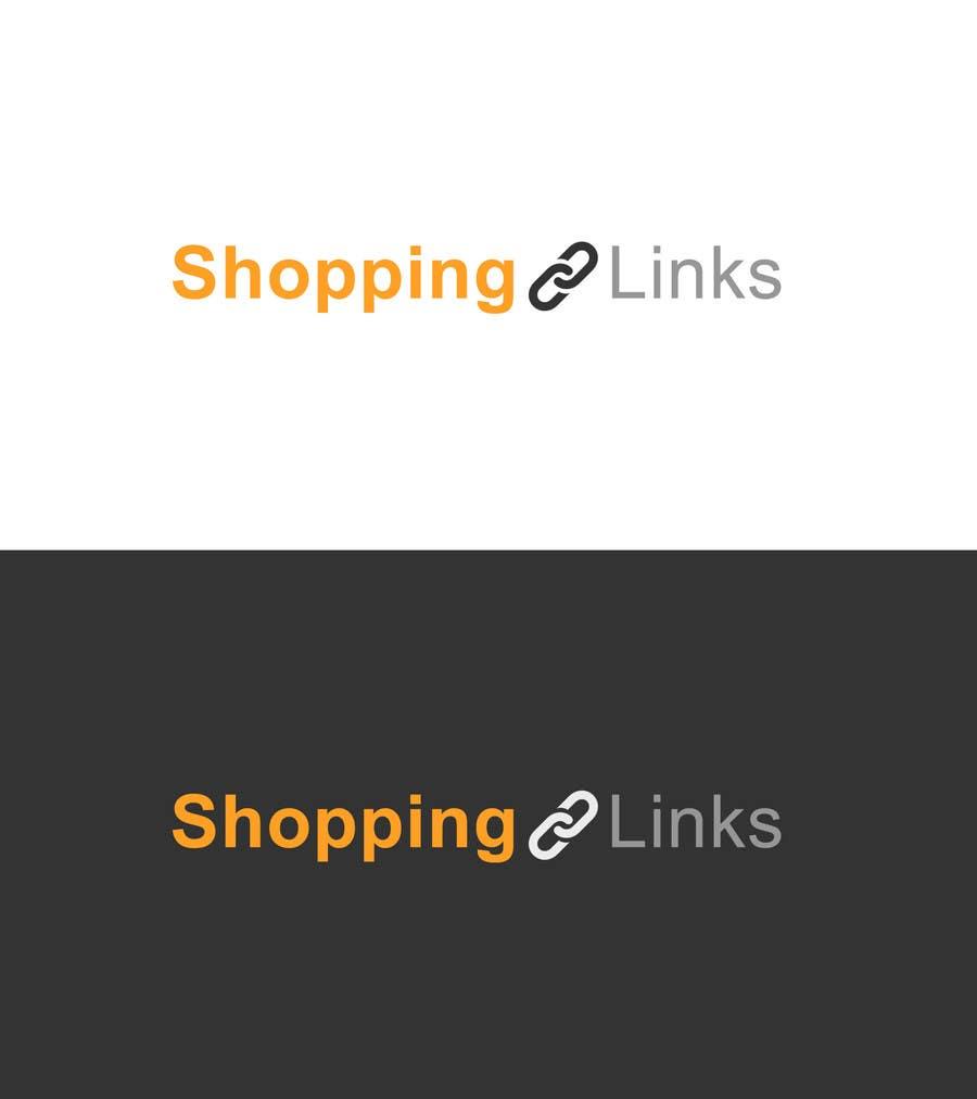 #50 for Design a Logo for Shopping Links website by burriderton