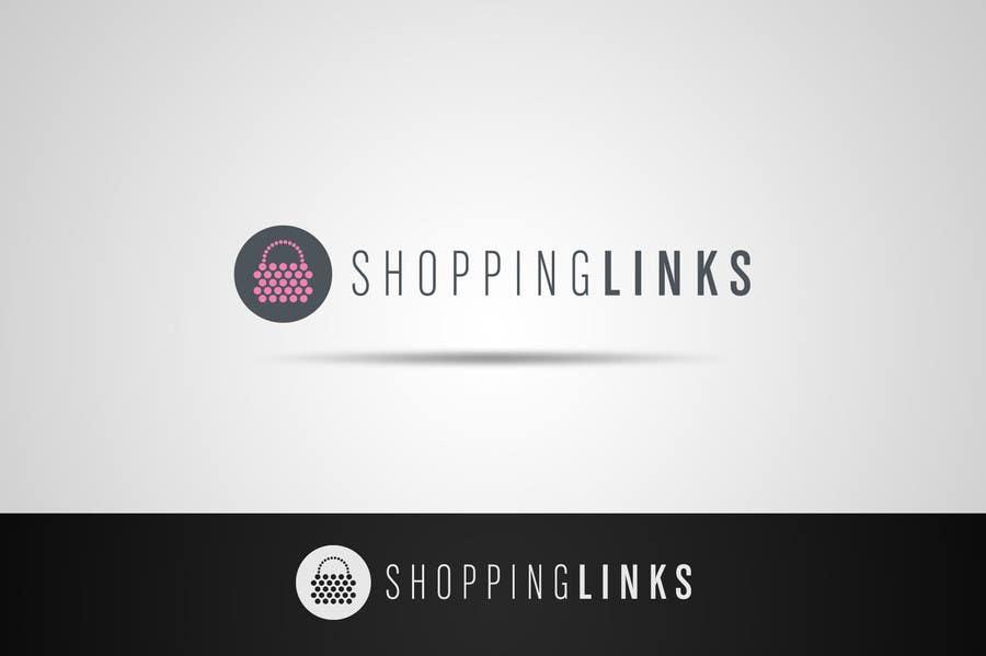 #77 for Design a Logo for Shopping Links website by amauryguillen