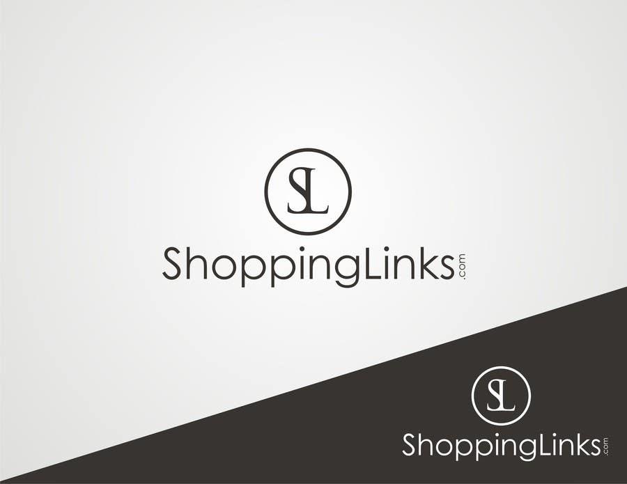 #156 for Design a Logo for Shopping Links website by diptisarkar44