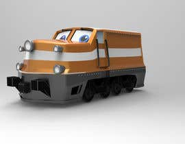 #16 for 3D-model of a quirky locomotive af OxideAnimation