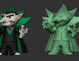 Bacvu tarafından Create 3D Model of a 2D character ready for 3D printing için no 3