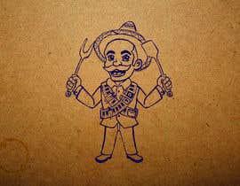 tobyquijano tarafından Vectorize Illustration Pancho için no 27