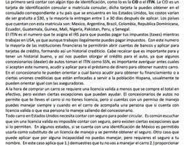 vw6947709vw tarafından Writing Spanish Articles için no 11