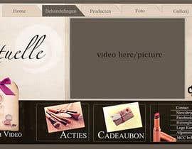 #10 for Design Vintage look for website Beauty Salon by mnet420