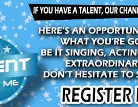 hamzahaddaoui tarafından Design a Banner for Talent Show için no 2