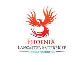 kikadesignstudio tarafından Business Logo for Phoenix Lancaster Enterprise için no 18