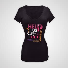 tdesignstulasi tarafından Design a t-shirt for our hair salon and help fight cancer için no 31