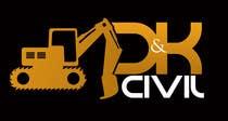 Bài tham dự #48 về Graphic Design cho cuộc thi Design a Logo for D & K CIVIL